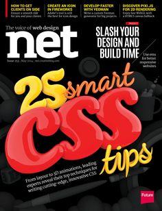 #Net Magazine 253. 25 smart #CSS tips.