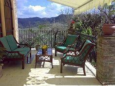 Terrazza Outdoor Lounge Area