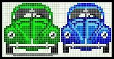 Ponto cruz Cross Stitch Patterns, Crochet Patterns, Types Of Colours, Marianne Design, Plastic Canvas Patterns, Le Point, Hama Beads, Little Pony, Pixel Art