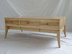 Custom made studio quality coffee table by JustinBrownDesigns, $4000.00