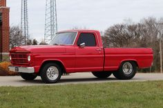 1967 Ford F-100 Custom Pick Up Truck. 460 Big Block, C6,