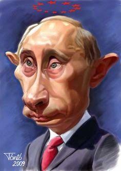 UNIVERSO NOKIA: Vladimir Putin - wallpaper