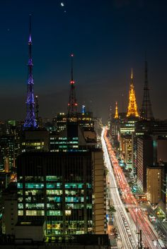 Av. Paulista - São Paulo, SP