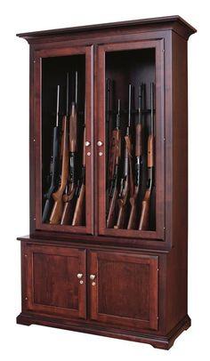 118 best gun cabinets images gun storage hunting weapon storage rh pinterest com