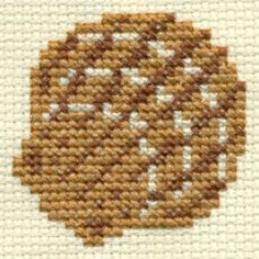 Free seashell xstitch patter, would look pretty with the shell design in my bathroom