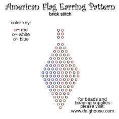 american+flag+beading+pattern.jpg (320×320)