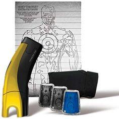 TASER Yellow TASER C2 ECD - Gold Package