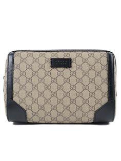 GUCCI Gucci Gg Supreme/ Sell Necessaire. #gucci #bags #