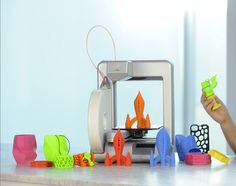 Cubify Cube Personal 3D Printer - AC Gears - NYC's Design Gadget Electronics Store