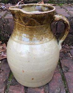 Old Crock Ewer Crock Pitcher Ceramic LARGE Crock Ewer Vintage Crock Ewer Vintage Ewer Vintage Crock Ewer,Brownstone Etsy Vintage Crock