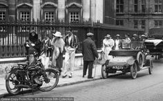 Photo of Cambridge, Fashion 1921 from Francis Frith Transport Pictures, Cambridge England, Honeymoon Night, Living In England, Lifelong Friends, Yesterday And Today, Past Life, British History, Vintage Pictures