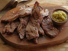 Short ribs aren't the most tender cut of beef, but when it comes to great grilled-beef flavor, they are hard to beat.