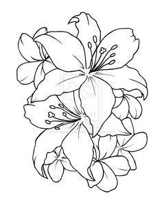 tatto flower drawings   Ceinwen On Deviantart - Free Download Tattoo #2433 Flower Tattoo ...