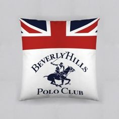 Cojin Madison Beverly Hills Beverly Hills Polo Club, Textiles, Bed Covers, Pillow Cases, Cushions, Ebay, Throw Pillows, Deco, Prints