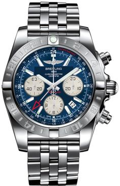 Breitling Watch Chronomat 44 GMT #bezel-bidirectional #bracelet-strap-steel #brand-breitling #case-depth-16-9mm #case-material-steel #case-width-44mm #chronograph-yes #cosc-yes #date-yes #delivery-timescale-sold-out #dial-colour-blue #gender-mens #gmt-yes #luxury #movement-automatic #official-stockist-for-breitling-watches #packaging-breitling-watch-packaging #style-sports #subcat-chronomat #supplier-model-no-ab042011-c851-375a #warranty-breitling-official-5-year-guarantee…
