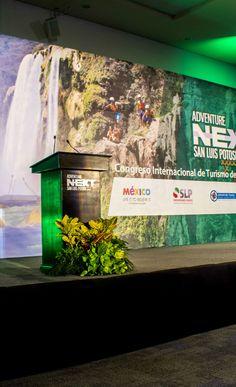 Evento Empresarial Congreso Internacional de turismo de aventura