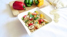 Inzulinrezisztencia mintaétrend Bulgur Salad, Insulin Resistance, Quinoa, Fried Rice, Pasta Salad, Paleo, Blog, Ethnic Recipes, Kitchen