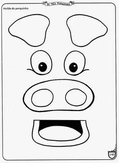Projeto os três porquinhos - Atividades com a história dos três porquinhos para imprimir! - ESPAÇO EDUCAR