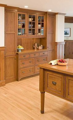 find this pin and more on custom built ins - Built In Cabinets For Kitchen