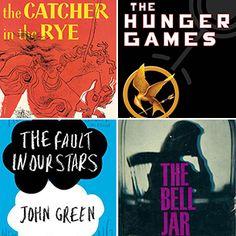 When Holden Met Katniss: The 40 Best YA Novels