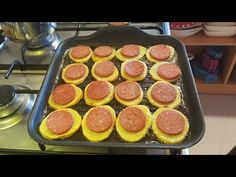 Bread Roll Recipe ❤ Bread Potato Rolls prepared by Mom and Daughter Fitness Tattoos, Healthy Family Meals, Homemade Beauty Products, Griddle Pan, Bread Recipes, Sausage, Bacon, Brunch, Food And Drink