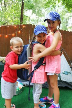 Looking for Summer Fun? Backyard Camping + A Kohl's Giveaway! – At Home With Natalie #sponsored #kohlscampguide