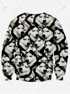 810b689851b Animal Dogs Prints tshirts Men Women Summer Funny Tees Siberian Husky Emoji  t shirts Male Hipster t shirt Harajuku tee tops