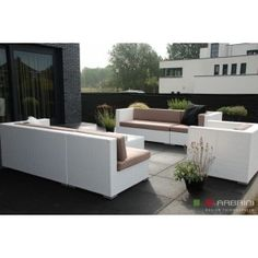 Outdoor Sectional, Sectional Sofa, Outdoor Furniture Sets, Outdoor Decor, Outdoor Storage, Yard, Lounge, Home Decor, Outdoors