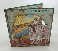 Beach Peekaboo Card (K.Batsel)