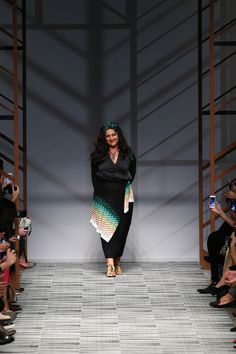 Missoni Spring 2014 Ready-to-Wear Collection Slideshow on Style.com  Angela Missoni  Love her style