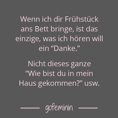Spruch des Tages: Witzige Weisheiten für jeden Tag Do you sometimes feel the need to really tell someone's opinion, but you do not have a [. Word Pictures, Funny Pictures, Funny Facts, Funny Jokes, Great One Liners, Make A Quote, Saying Of The Day, German Quotes, Funny Picture Quotes
