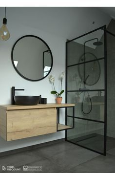 Bathroom - walk-in shower - Soho - Sealskin - bath-room . - # bathroom # bath-room # walk-in shower # round # Sealskin ! Bathroom Styling, Bathroom Interior Design, Interior Design Living Room, Bathroom Designs, Kitchen Interior, Bad Inspiration, Bathroom Inspiration, Bad Styling, Upstairs Bathrooms