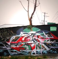 Mascaras / Jota Oner / Street art