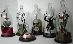 Este artesanato de Halloween em garrafa pet deixará sua festa muito mais diferenciada (Foto: Divulgação)