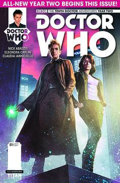 Doctor Who: The 10th Doctor Year Two (2015) Issue #1 $3.99