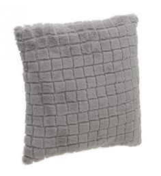 ΜΑΞΙΛΑΡΙ ΣΥΝΘΕΤΙΚΗ ΓΟΥΝΑ ΓΚΡΙ 40Χ40 Throw Pillows, Bed, Toss Pillows, Stream Bed, Decorative Pillows, Decor Pillows, Beds, Scatter Cushions