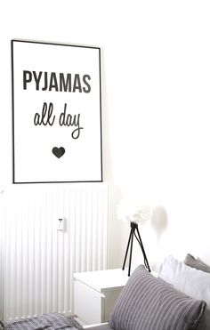 Pyjamas all day & Eos Vita