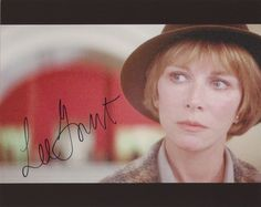 LEE GRANT In-person Signed Photo