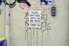 Street Art by Ian Stevenson