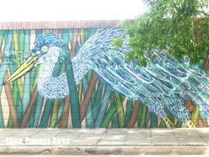 Meeting of Styles. Festival du Street Art à Buenos Aires #Argentine http://elisaorigami.blogspot.com