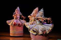 Manipuri - Indian classical dance from Manipur