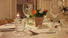 Private dining bij ons thuis