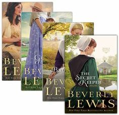 Home to Hickory Hollow Series, Volumes 1-4  - by Beverly Lewis
