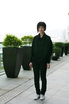 On the Street…..Subtle & Dramatic, Hong Kong « The Sartorialist