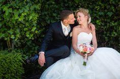 Foto's huwelijksfotograaf Ronny Wertelaers voor Eveline & Oliver