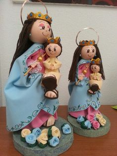 Maria Auxiliadora patrona del colegio salesianos loyola de Aranjuez