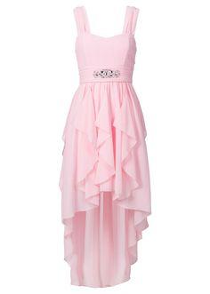 Atrakcyjna sukienka marki Bodyflirt na regulowanych, cienkich ramiączkach pod szerokimi ramiączkami. Przyciąga spojrzenia…