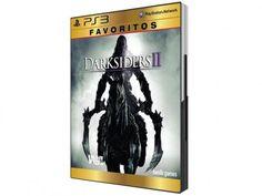 Darksiders 2 para PS3 - THQ com as melhores condições você encontra no Magazine Jbtekinformatica. Confira!