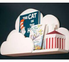 Cloud Book Shelf