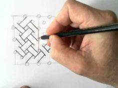 Celtic Design 7 (break lines 1) - YouTube - David Nicholls